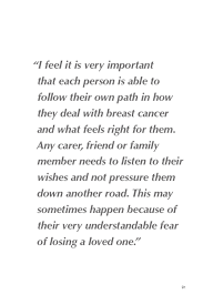 Quotes About Cancer