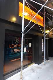 leather spa 28 john fidi nyc