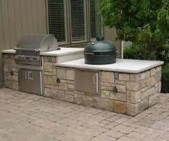 outdoor kitchen kits home depot