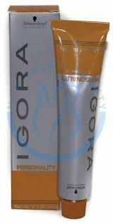 Schwarzkopf Professional Igora Personality Coloration Hair Color 6 87