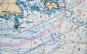 Ocean Depth Chart Using Marine Charts Campfire Collective