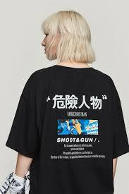Streetwear Shirt Designs Gunshawn Hiphop Highfashion Streetwear Gift Giftidea