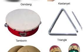Gambar alat musik tradisional sumatera barat saluang. Contoh Alat Musik Pukul Brainly Cute766