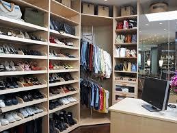 Walk In Closet Ideas Shoes