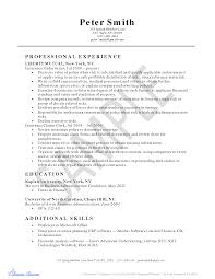 Collection Of Solutions Extremely Creative Claims Adjuster Resume