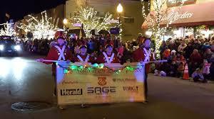 Crystal Lake Light Parade Festival Of Lights Parade