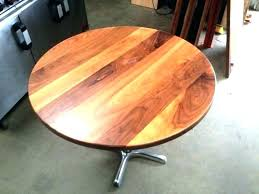 wood table top 48 inch round 36 unfinished tops home depot kitchen winsome