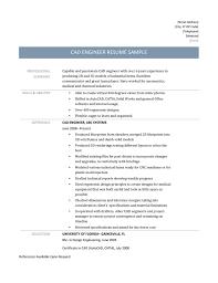 Cad Engineer Resume Samples Online Resume Builders Medium