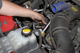 diy duramax fuel fix for leaky filters  with clear access to the fuel filter assembly, phaff loosened the spring clamps