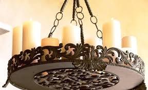 ikea chandelier black hanging candle