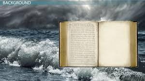 the seafarer poem summary themes ysis