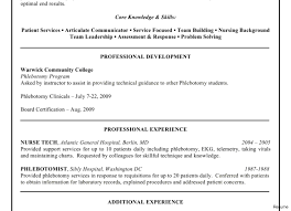 Free Phlebotomist Resume Templates Phlebotomist Resume Sample Thebridgesummit Co Within Phlebotomy 69