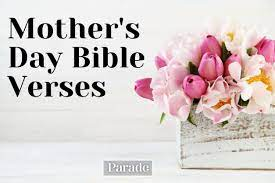 Mother's day is more than just a day for cards, chocolate, breakfast in bed, and reservations at crowded restaurants. 40 Mother S Day Bible Verses Best Scriptures About Mothers