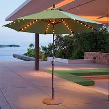 featured photo of patio umbrellas with led lights