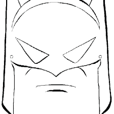 Mask Coloring Pages Tractionmarketingco
