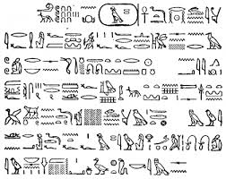 hieroglyphic definition etymology