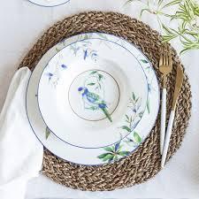 набор суповых тарелок lsa international dine 4 предмета