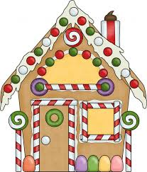 gingerbread house clipart. Plain Clipart In Gingerbread House Clipart P