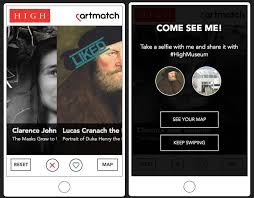 Atlanta Museum's 'Dating' App Matches Visitors With Artwork   Smart News    Smithsonian Magazine