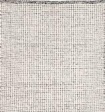 network black woven wool rug