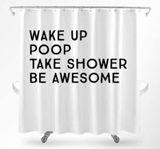 funny shower curtain. Like This Item? Funny Shower Curtain W
