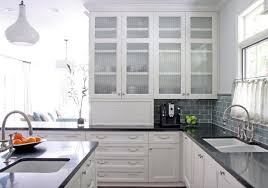 Elegant Glass Door Kitchen Cabinets 76 For Small Home Decor Inspiration  With Glass Door Kitchen Cabinets
