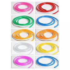 Dây đèn LED dẻo Neon trang trí điện 12v và 220v dùng trang trí xe, quảng  cáo, trang trí nhà cửa