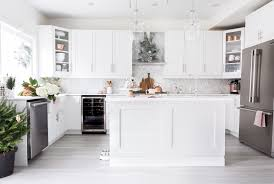 White Kitchen Cabinet Makeover Kitchen Makeover O Fusion Mineral Paint