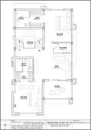house plan in 20 60 plot design unique x south facing
