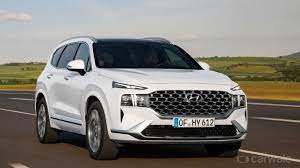 Learn about the 2021 hyundai santa fe with truecar expert reviews. 2021 Hyundai Santa Fe Revealed With Radical Styling And Updated Cabin Carwale