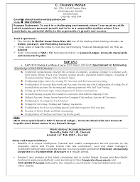 Sap Crm Resume Samples New Sap Resume Sample Bongdaao Com