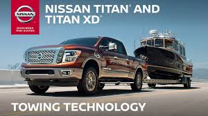 2012 Nissan Titan Towing Capacity Chart 2019 Nissan Titan Towing Features