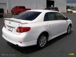 2010 Super White Toyota Corolla S #32808368 Photo #4 | GTCarLot ...
