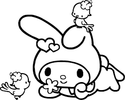 Small Picture 43 best my melody images on Pinterest My melody Hello kitty and