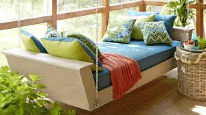 hanging daybed swing. Contemporary Hanging Hanging Daybed Plans On Swing A
