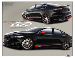 Modified HP Ford Fusion Heading To  SEMA Show - Ford fusion exterior colors