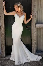 mermaid wedding dress archives cute dresses