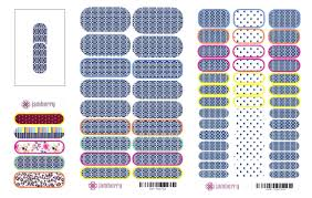 junior size jamberry vs jamberry juniors sheets color coded sizing shows how 7