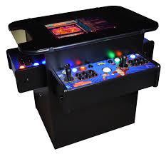 4 Player Arcade Cabinet Kit Dream Arcadesr Multi Game Video Arcade Machines