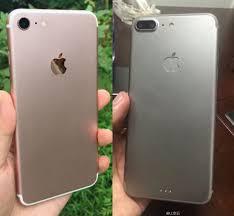 iphone 7 ed iphone 7 plus in nuove foto