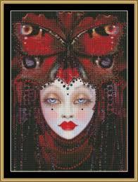 Fine Art Cross Stitch Designs Maxine Gadd Cross Stitch 00 Mystic Stitch Inc The
