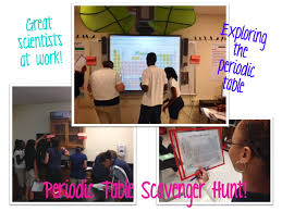 Scavenger Hunt – Science with Mrs. Barton