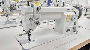 Typical Walking Foot Industrial Sewing Machine