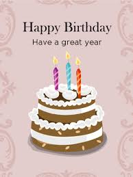 happy birthday chocolate cake with candles. Modren Chocolate Birthday Chocolate Cake U0026 Candle Card To Happy With Candles E