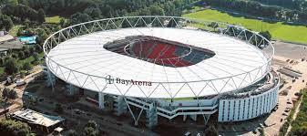 One of our bestsellers in leverkusen! Bayer Leverkusen Stadium Bayarena Football Tripper