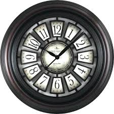 outdoor wall clock first time