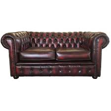 chesterfield antique oxblood red