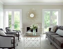 mirrored coffee table contemporary