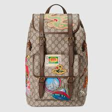 gucci bags for men. gucci courrier soft gg supreme backpack bags for men .