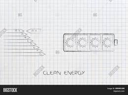 Clean Energy Image Photo Free Trial Bigstock
